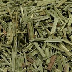 Citroengras gesneden